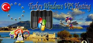 Turkey Windows VPS Hosting